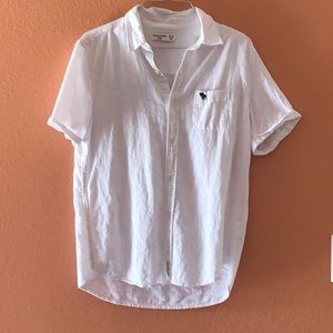 Abercrombie Button down shirt